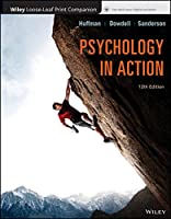 Psychology in Action, 12th Edition Front Cover