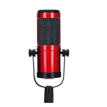 Teléfono Móvil Computadora Condensador Micrófono Live K-song ...