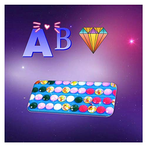 Diamond Painting Round AB Drills/Beads 23 Colors Accessory, Sales for 1 Bag=200 Pieces