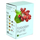 Plant Theatre Forbidden Fruit Kit Gift Box - 5 Delectable Fruits to Grow to Start Growing in one Box! - Great Grow Kit Gift