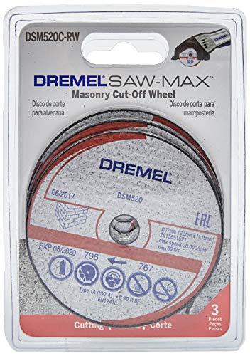 Disco Saw-Max SM520 Alvenaria, Dremel, Cinza