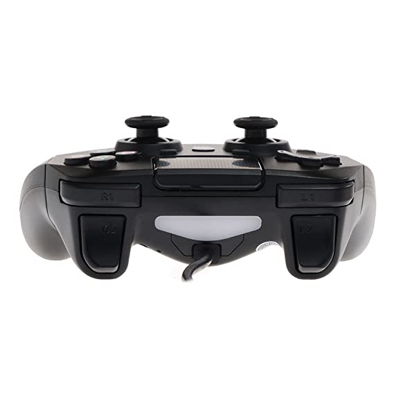 Amazon.com: Snakebyte Gamepad for Playstation 4 - Wired PS4 ...