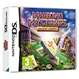 Mahjong Mysteries Ancient Athena (Nintendo DS) (UK IMPORT) by Avanquest