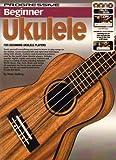 img - for 11888 - Progressive Beginner Ukulele - Book/CD/DVD book / textbook / text book
