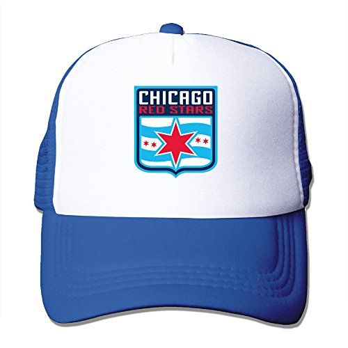 Makers Mark Costume (ACMIRAN Chicago Red Stars Personalize Hiphop Cap One Size RoyalBlue)