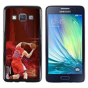 iKiki Tech / Estuche rígido - Griffin 32 Baloncesto - Samsung Galaxy A3