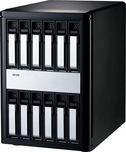 ARECA 12Gb/s SAS 12台搭載SAS to SAS 外付型JBOD Enclosure 4 x SFF-8644