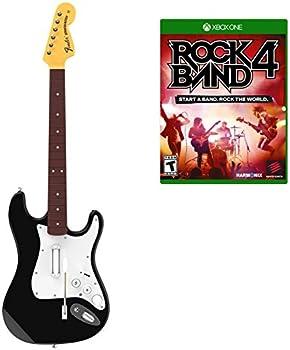 Rock Band 4 Wireless Guitar Bundle