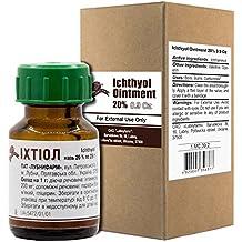 Ichthammol Ointment 25g/0.9 Oz