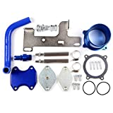 ECCPP EGR Cooler Throttle Valve Delete Kit for 2011-2014 Dodge Ram 3500 6.7L Cummins Diesel 2013