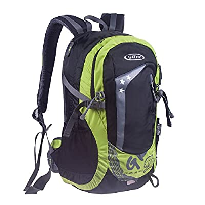 G4Free 40L Hiking Backpack Daypack for Outdoor Camping with Waterproof Rain Cover