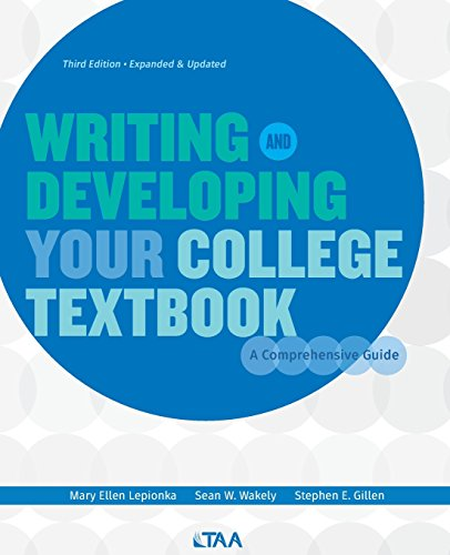 Writing and Developing Your College Textbook: A Comprehensive Guide
