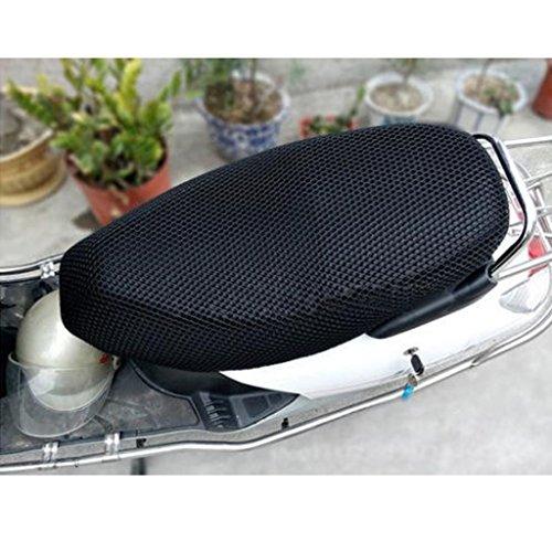 Motorrad sitzbezug Sitzbank Sitzbaenke Sitzabdeckung Seat Pad L