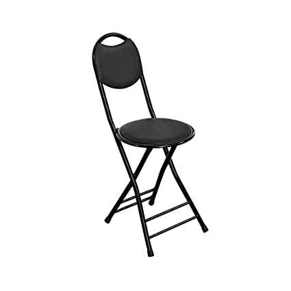 Collections Of Tall Folding Stool With Backrest