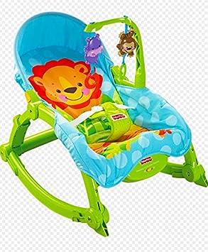 HUANGDA-Baby sedia a dondolo Silla Mecedora para bebés Cama de bebé multifunción con música y Columpios Cama para Dormir para bebés Silla de bebé portátil con Asiento de Cuna recién Nacido