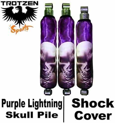 Trotzen Sports Shock Cover Compatible With Suzuki lt500r quadzilla Toxic Shock Cover #pht13495 TTS5505