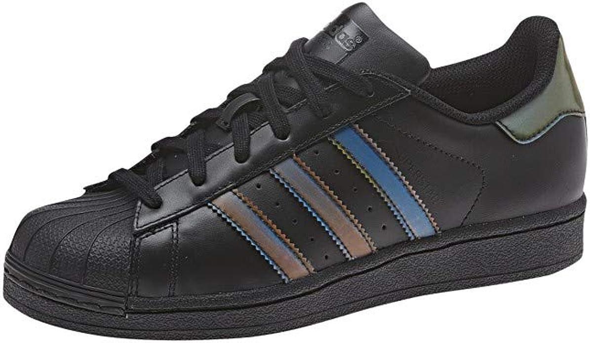 tira Grado Celsius ejemplo  adidas Unisex Kids' Superstar Black Iridescent J Fitness Shoes, Black  (Negbas/Negbas/Negbas), 3.5UK Child: Amazon.co.uk: Shoes & Bags