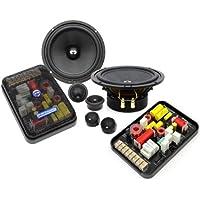 CDT Audio ES-62iUS - 6.5 2-Way Gold Series Euro-Sport Component Speaker System with ES-200US Upstage Crossover Upgrade