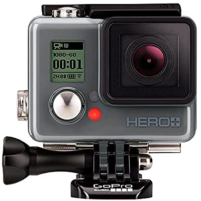 GoPro Camera HERO+ LCD HD Video Recording Camera by Gopro Camera