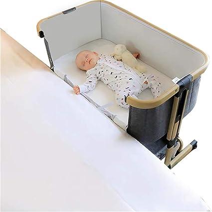 Star Ibaby Plus - Mini cuna colecho con cesta, unisex
