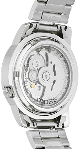 Seiko Men's SNKK27 Seiko 5 Stainless Steel Automatic Watch