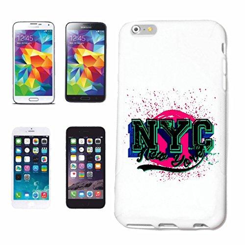 caja del teléfono iPhone 6S NEW YORK NEW YORK América California EE.UU. RUTA 66 CAMISA motorista de la motocicleta de NEW YORK NY LIBERTAD DE LOS ESTADOS UNIDOS DE BRONX BROOKLYN LOS ÁNGELES MANHATTA
