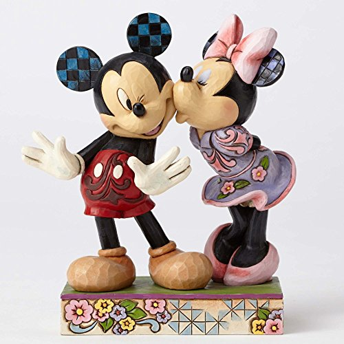 Disney Kiss - Disney Traditions, A Kiss From Me To You Figurine