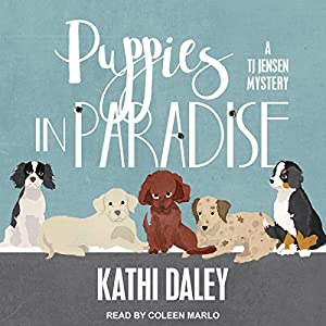 Puppies in Paradise Audiobook