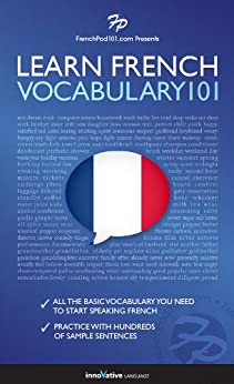 Learn French - Word Power 101 by [Innovative Language]