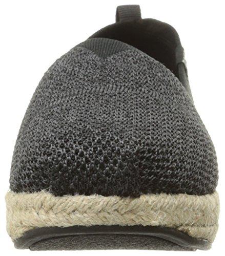 BOBS Knitty Flat Black Women's Multi Skechers Get from Highlights d1dqXw