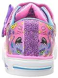 Skechers Kids' Twinkle Breeze 2.0-Character Sneaker