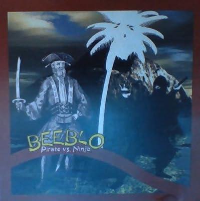 Beeblo - Pirate Vs. Ninja - Amazon.com Music