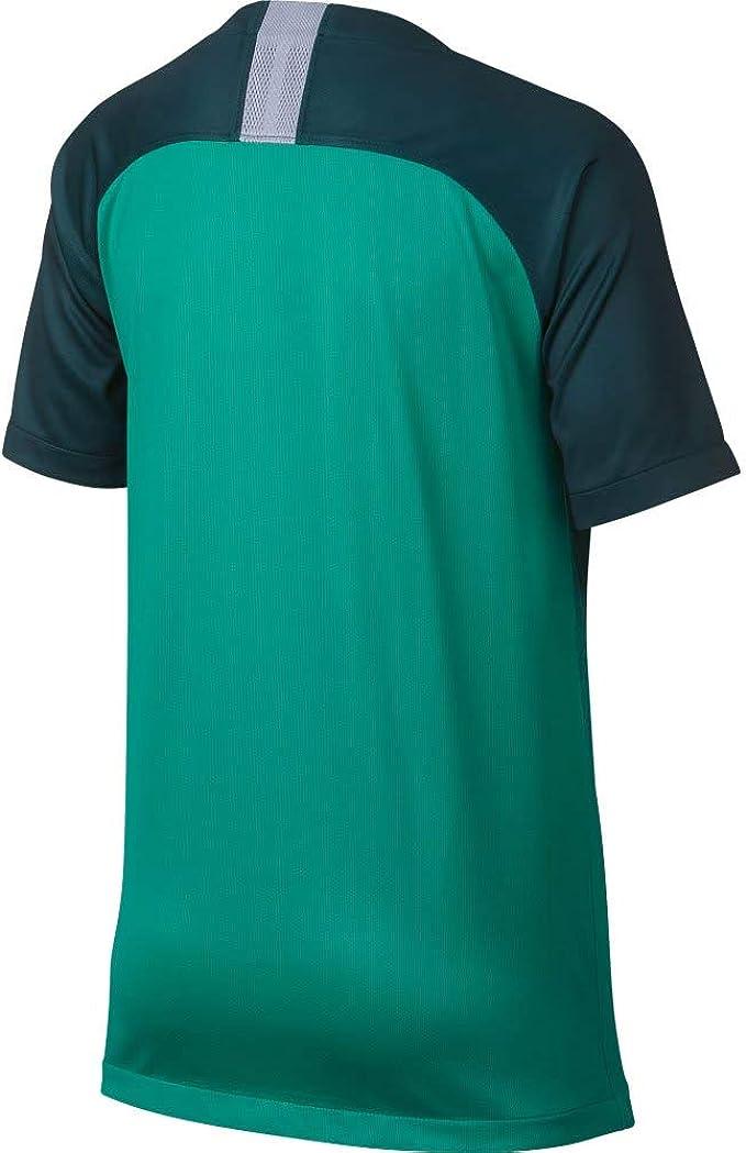 Amazon Com Nike 2018 2019 Tottenham Third Football Shirt Kids Clothing