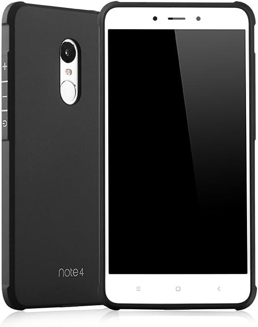 FaLiAng XiaoMi RedMi Note 4 Funda, Serie Negocios A Prueba de ...