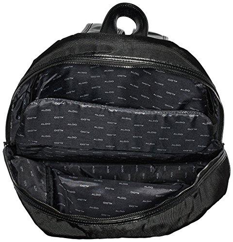 Hombre Negro Medio Leather Aldo cm Black Ocalessa 11x34x42 x de Lado para B x 97 T H Bolsa wBRrBWY