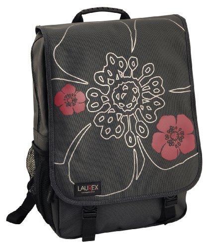 Laurex Notebook/Laptop/Messenger Bag (Olive Cheeta)