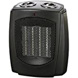 Pro Fusion Heat FH107A 750/1500 Watt Black Ceramic Portable Heater