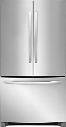 Frigidaire FFHG2250TS 36 Inch Counter Depth French Door Refrigerator With  22.4 Cu. Ft. Total