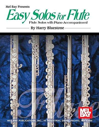 Mel Bay Easy Solos for Flute
