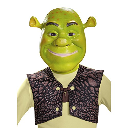 Shrek Costumes Kids Mask (Shrek Child Mask)