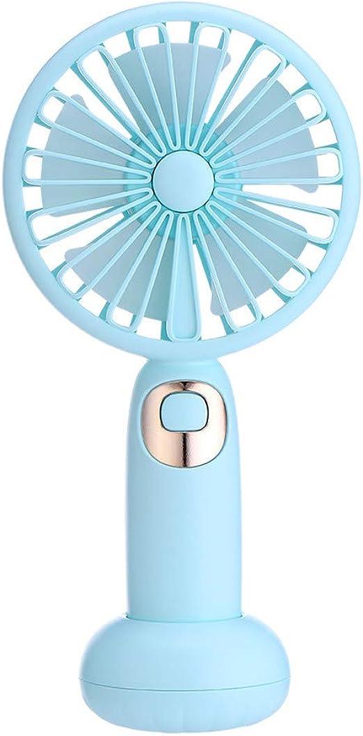 Mini Ventilador USB Silencioso, JiaMeng Mini portátil USB ...