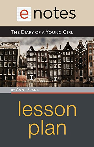 Anne Frank: The Diary of a Young Girl Lesson Plan