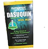 Nutramax Dasuquin with MSM Chewables, Small/Medium Dog, 84 Count