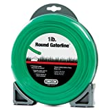 Oregon 21-355 Gatorline Round String Trimmer Line .155-Inch Diameter 1-Pound Donut