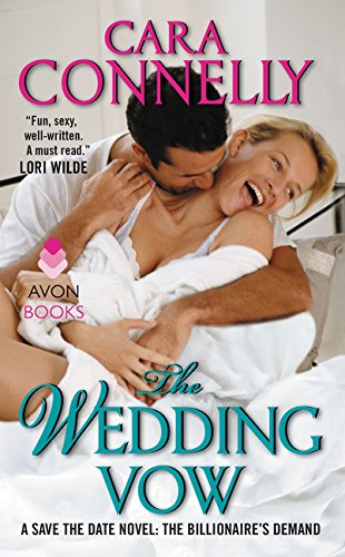 book cover of The Wedding Vow