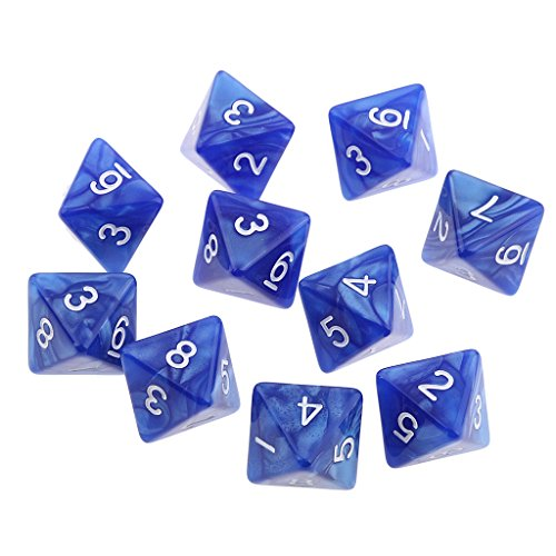 8 sided dice - 8