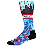 Red Lion Philly Sublimated Crew Socks