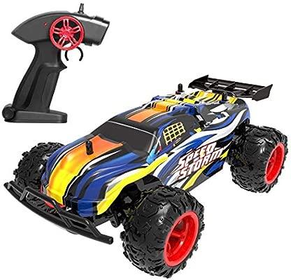 2.4Ghz Off-Road de Alta Velocidad eléctrico RC Car Toys ...