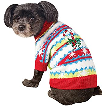 Rubie's Ugly Sweater with Candy Cane, Small