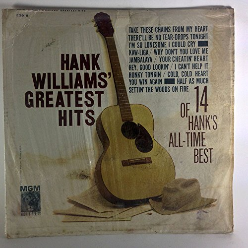 Hank Williams' Greatest Hits by MGM Records